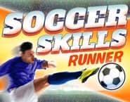 Voetbal Skills Runner