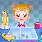 Baby Hazel: Verzorgen