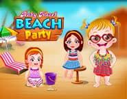 Baby Hazel: Strandfeest