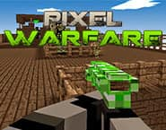 Minecraft: Pixel Warfare