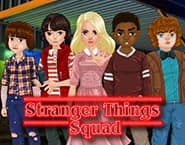 Stranger Things Squad
