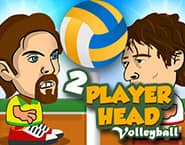 2 Player Head Volleyball