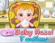 Baby Hazel: Babysitten