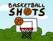 Basketbal Shots
