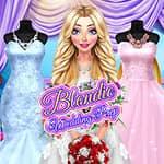 Blondie Bruiloft Voorbereiden