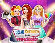 Dream Careers For Princesses