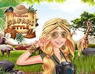 Prinses Safari Stijl