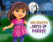 Nick Jr Halloween Dress Up