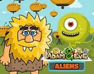 Adam and Eve: Aliens