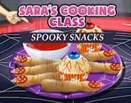 Sara's Kookles: Enge Snacks