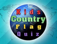 Kids Country Flag Quiz