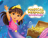 Dora and Friends Mermaid Treasure Hunt