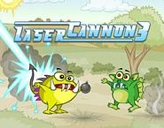 Laser Kanon 3