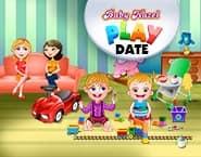 Baby Hazel: Speeldate