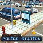 Skill 3D Parking: Police Station