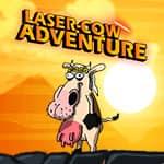 Laser-Cow Adventure