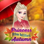 Prinses Urban Outfitters Herfst