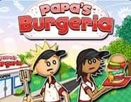 Papa's Hamburgertent