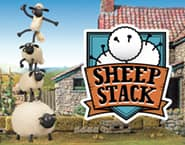 Shaun the Sheep Sheep Stack