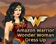 Amazon Warrior Wonder Woman Aankleden