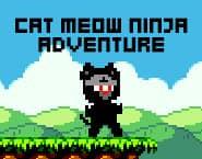 Poesje-Miauw Ninja Avontuur