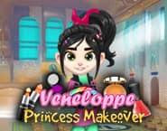 Prinses Vanellope Makeover