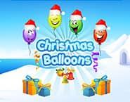Christmas Balloons