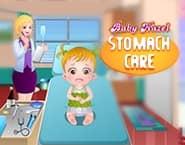 Baby Hazel: Buikpijn