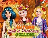 Autumn Ball at Princess College