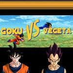Goku Vs Vegeta RPG