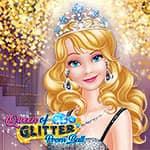 Koningin van het Glitter Gala
