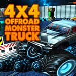 4x4 Offroad Monster Trucks