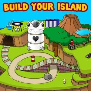 Eiland opbouwen 2 games