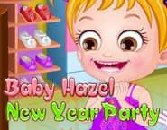 Baby Hazel: Nieuwjaar
