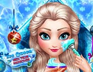Ice Queen New Year Makeover