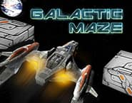 The Galactic Maze