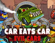 Car Eats Car: Evil Cars