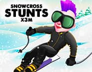 Snowcross Stunts X3M