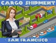 Cargo Shipment: San Francisco