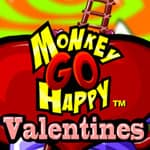Monkey Go Happy: Valentines